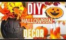 DIY HALLOWEEN DECORATIONS   Easy & Inexpensive