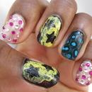 Junk Nails Nail Art