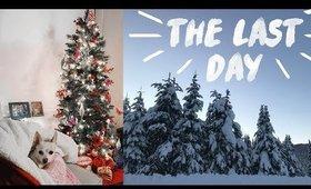 MY LAST VIDEO - WEEKLY VLOG | Karismas DAY 24