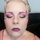 Practise for night make up