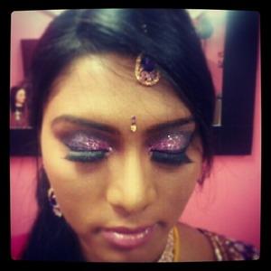 latest bridal work