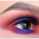 Sunset Makeup Look