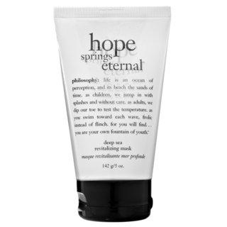 Philosophy Hope Springs Eternal Deep Sea Revitalizing Mask
