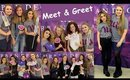 VLOG: Meet & Greet with Gilmakeup and Urban Decay