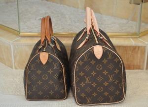 Louis Vuitton Speedy 35 & 25