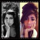 Amy Winehouse Look