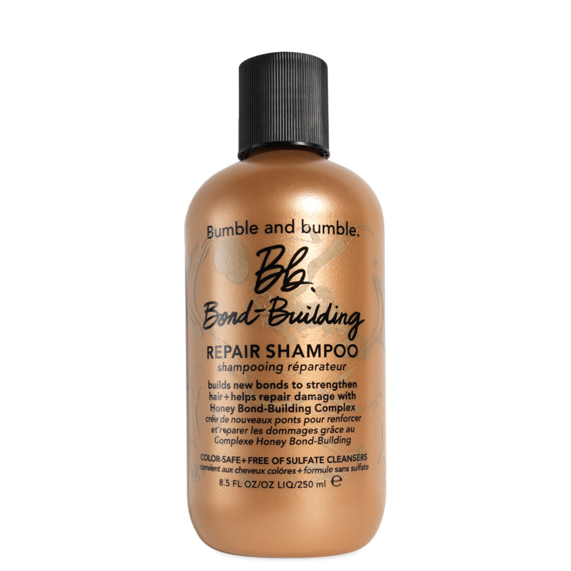 Bumble and bumble. Bb. Bond-Building Repair Shampoo alternative view 1 - product swatch.