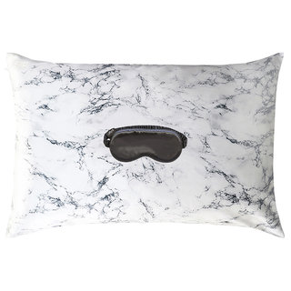 Beauty Sleep Gift Set Marble & Charcoal