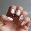 White & crosses