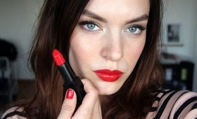 Makeup Tutorial: Effortless Red Lips