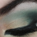 Haifa Wehbe inspired makeup look 2