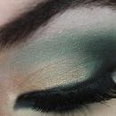 Haifa Wehbe inspired makeup look 2