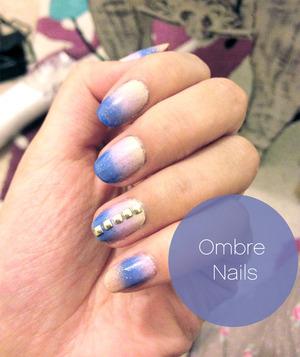 Ombre Nails www.kakabeautyblog.com
