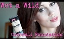 Wet n Wild Coverall Cream Foundation Review & First Impressions