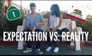 Los Angeles Expectations Vs. Reality
