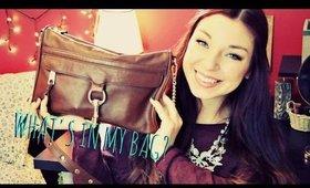 Updated What's In My Bag   Rebecca Minkoff M.A.C.