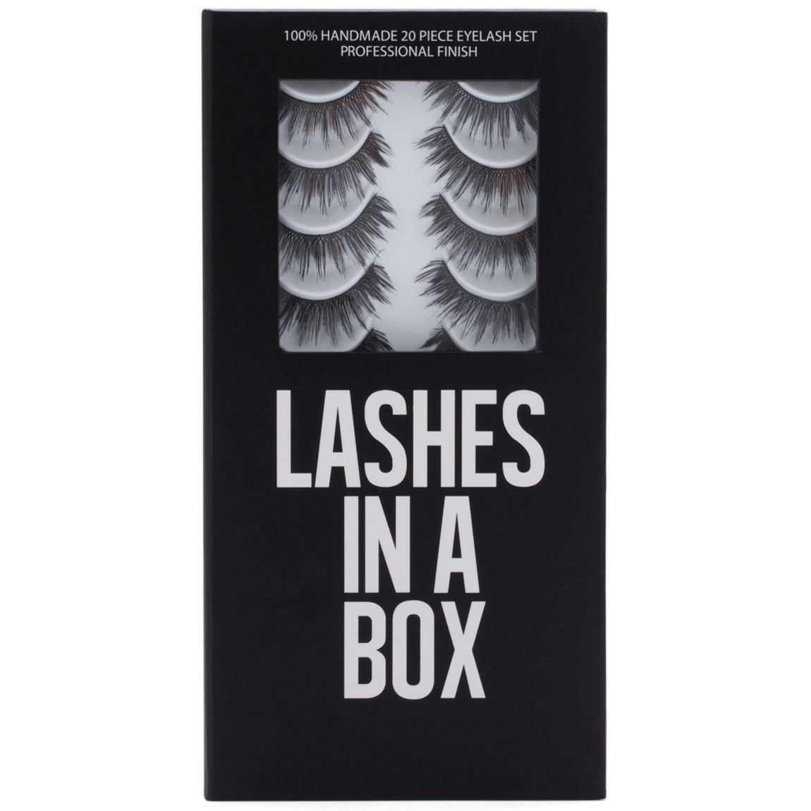 LASHES IN A BOX N°4 product swatch.