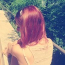My Red Hair <3