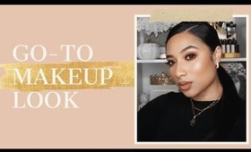 EASY GO-TO MAKEUP LOOK