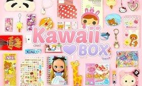 Kawaii Box | GIVEAWAY & unboxing [November 2014]