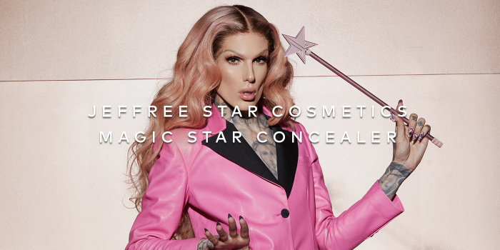 Shop Jeffree Star Cosmetics' Magic Star Concealer on Beautylish.com