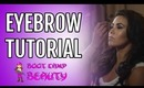 Eyebrow Tutorial - How To Do Your Eyebrows For Beginners
