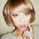 Simple Otona Gyaru Makeup 1