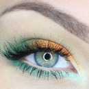 Green and Orange