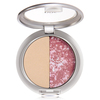 Pur Minerals Perfectly Natural/Pink Marble Powder Split Pan