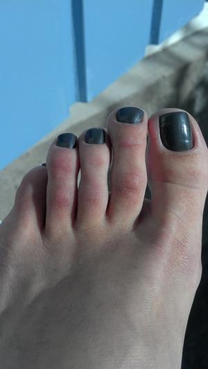 Greys polish for winter time..