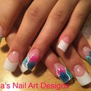 Kidia's Nail Art Designs