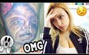 5 TOP MOST HORRIBLE TATTOOS IN THE WORLD!!!😱🤢