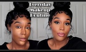 ♡ MY EVERYDAY MAKEUP ROUTINE ♡ USING MY FAVORITE MAKEUP PRODUCTS OF 2019