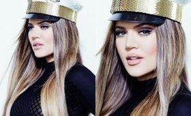 Khloe Kardashian Inspired Makeup Look | JulieMacias