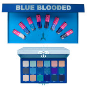 Jeffree Star Cosmetics Blue Blood Eyeshadow Palette & The Mini Blue Blood Bundle
