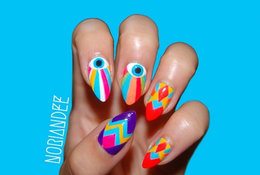 Nail Art Superstar: Amy Wong