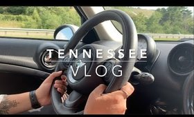 VLOG: tennessee road trip