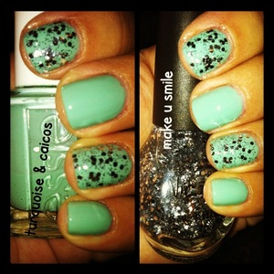 essie and nicole by OPI.