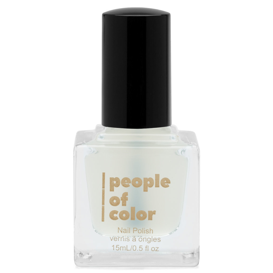People of Color Beauty Matte Top Coat alternative view 1 - product swatch.