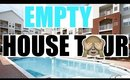 EMPTY HOUSE TOUR!! ♥ BeautybyGenecia