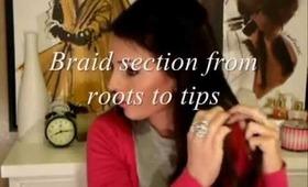How-To: Double Braided Headband Tutorial
