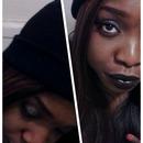 Black liped