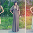FASHION FAVORITE: Vintage Maxi Dresses