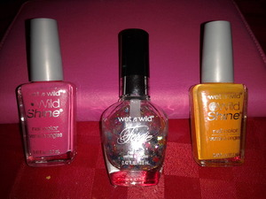 Wet and Wild Nail Polishes, Fergie wet n wild, hollywood walk of fame