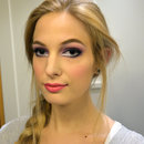 "Elsa ""Frozen"" Makeup"