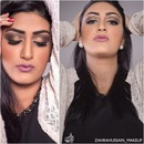 Makeup done by me, follow me in instagram zahrahussainmakeup