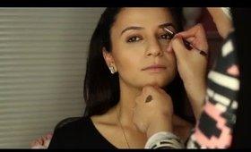 Fierce yet wearable Makeup Tutorial| Ft. Makeupgeek| Lujainsbeauty101