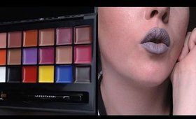 How to Mix New Lipstick Colours w/ Anastasia Beverly Hills Lip Palette