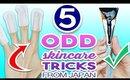 5 Odd Skincare Tricks I Learned In Japan!