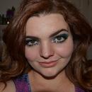 Katniss Everdeen Portrait Makeup